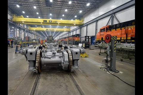 GE to develop additive manufacturing of locomotive